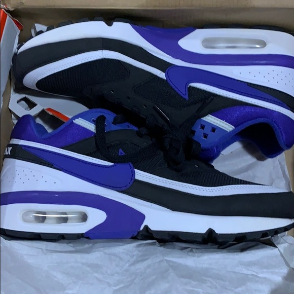 """Nike Air Max BW OG """"Persian Violet</p>                     </div>                     <!--bof Product URL -->                                         <!--eof Product URL -->                     <!--bof Quantity Discounts table -->                                         <!--eof Quantity Discounts table -->                 </div>                             </div>         </div>     </div>              </form>  <div style="""